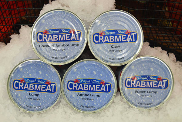 order Royal Blue Brand Seafood